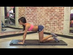 A collection of videos showing the correct technique for a circuit of glute targeting exercises. Do this workout twice a week and it will help lift and tone your glute muscles. Gym Workout For Beginners, Gym Workout Tips, Butt Workouts, Workout Plans, Workout Routines, Workout Challenge, Women Boxing Workout, Body Weight Squat, Lazy Girl Workout