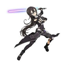 sword art online  (kirito)