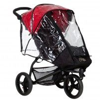 Mountain Buggy mini with rain and storm cover
