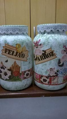 1 million+ Stunning Free Images to Use Anywhere Mason Jar Art, Mason Jar Crafts, Bottle Crafts, Bottles And Jars, Glass Jars, Kitchen Towels Hanging, Decoupage Jars, Recycled Glass Bottles, Free To Use Images