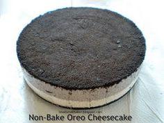 Small Small Baker: Non-Bake Oreo Cheesecake