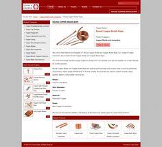 Round copper braids rope by conexcoppe via slideshare