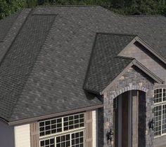 Browse Our Specialty Color Selections! - Shingle Family: Specialty Wind Resistance: MPH**** Algae Resistance: 10 years Warranty: Limited Lifetime Warranty*/† (for as long as you own your home).Learn more about warranties. Owens Corning Shingles, Asphalt Roof Shingles, Roofing Shingles, Architectural Shingles, Roof Architecture, Roofing Systems, New Builds, Gazebo, Exterior