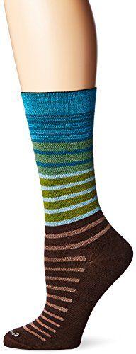 d573d36f6 Amazon.com: Sockwell Women's Plantar Ease Crew Socks, Black, Small/Medium:  Sports & Outdoors