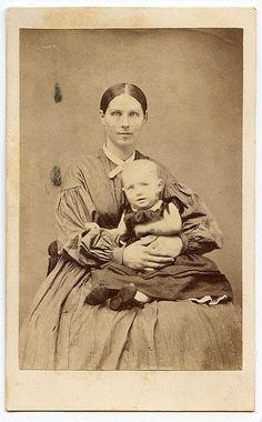 C1866 CDV Photo of Lady with Child on Her Lap | eBay Frank's mammoth photograph and ferrotype rooms in Philadelphia, PA, ca. 1865-68.