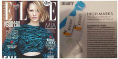 """Rodan + Fields is officially in Pre-Launch for Canada. R+F is already in September 2014 issue of ELLE Canada - an article about skincare breakthroughs! Under """"HIGH MARKS"""" is Rodan + Fields, same founders as Proactiv. Providing dermatological quality results without a trip to the doc! They suggest our AMP MD & our Reverse Regimen! Top of the list. ; ) The best part is... We pay ZERO for advertising! Beauty editors love our doctors & our brand & are not WASTING ANY TIME & NEITHER SHOULD YOU!"""