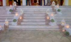 Wedding Crafts, Wedding Tips, Wedding Details, Wedding Styles, Dream Wedding, Wedding Day, Church Flowers, Courthouse Wedding, Wedding Ceremony Decorations