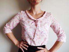 women shirt, women clothing, short sleeve shirts, shirt, cotton blouse on Etsy, $47.86