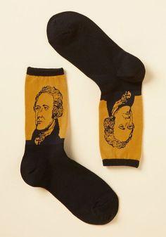 Alexander Hamil-toes Socks