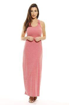 Epiphany Dress in Dusty Pink