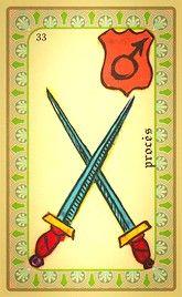 carte 19 tarot belline