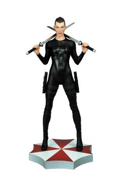 Limited Edition Resin Statue Hollywood Collectibles Completed Figures Resident Evil, Scale, Limited Edition, Out of Stock @ Eye on Asia Resident Evil 2002, Statues, Deadly Females, Ninja Outfit, Charmed Book Of Shadows, Ghost Movies, Umbrella Corporation, Evil Art, Superhero Villains