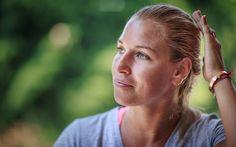 壁紙をダウンロードする Dominika Cibulkova, 肖像, 笑顔, スロバキアテニスプレイヤー, 美女, WTA
