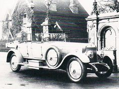 1925 Tourer by Harrington (chassis 83HC)