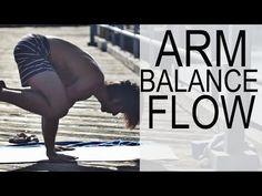 A great flow with deep streches at the end. My favorite one to exercise arm balances.
