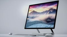 """Microsoft's Surface family has officially expanded to include the desktop. The company just announced the Surface Studio at today's event in New York City. It will be available """"in limited..."""