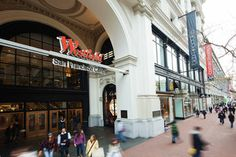 Westfield San Francisco Centre [San Francisco, CA] #SanFrancisco #BayArea #shopping