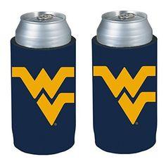 West Virginia Mountaineers Koozies | CompareBig12.com