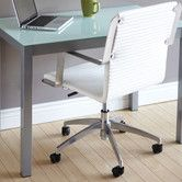 Found it at Wayfair - Trump Adjustable Height Swivel Office Chair