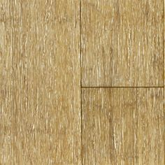 Stonewashed Ultra-Strand Bamboo - rich, golden hues with a distressed, wirebrushed appearance!