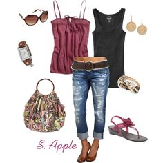 So Cool!, created by sapple324 on Polyvore