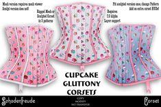 Kuvahaun tulos haulle cup cake corset