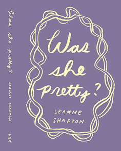 Book cover by Leanne Shapton