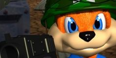The man who made Conker  Rares most adult game - Every Sunday we present an article from our archive - giving you a chance to discover something for the first time, or maybe just to get reacquainted. This week, with the