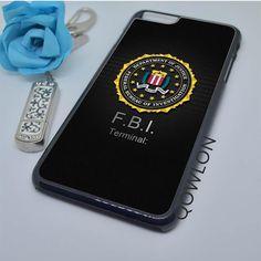 FBI Logo iPhone 6 Plus | 6S Plus Case