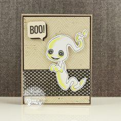 Craftybit: Ghostly