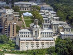Carnegie Mellon University, Pittsburgh, Pennsylvania is one of a multitude of schools that Andrew Carnegie founded. Among his many philanthropic efforts, the establishment of public libraries was especially prominent. In total, he funded some 3,000 libraries.