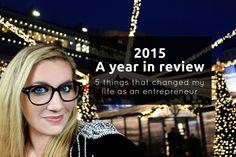2015: A Year In Review / Årskrönika