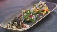 Raw Food Tasting Plate