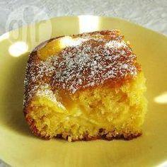 Recipe Picture:Yellow Custard Cake