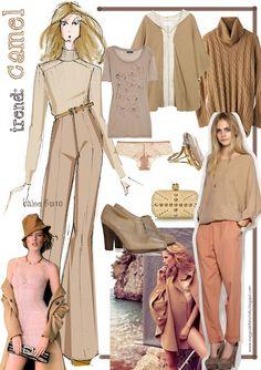 #camel #trend #chloe #fw10
