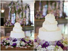 Le Magnifique: A Louisiana Wedding by Ashleigh Jayne Photography #cake #weddings