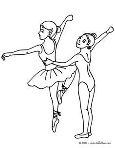 Ballet Dancing Class Coloring Page You Can Print Out This But Also Color Online All DANCE Pages