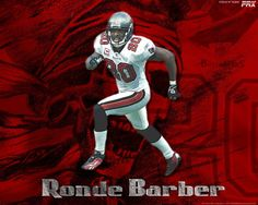 The Tampa Bay Buccaneers drafted Ronde Barber in the third round (66th overall) of the 1997 NFL Draft. Description from thefemalecelebrity.com. I searched for this on bing.com/images Tampa Bay Buccaneers, Spiderman, Nfl, Superhero, Barber, Third, Spider Man, Nfl Football, Barbershop