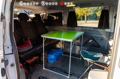 Camper Style Vans