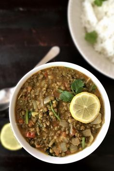Green Moong Dal - Green Gram Dal Recipe