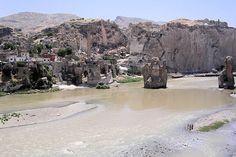 le fleuve Tigre