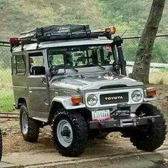 Nicely Done Trail Ready Rig Toyota Land Cruiser Toyota Fj40, Toyota Trucks, Toyota Cars, 4x4 Trucks, Cool Trucks, Cool Cars, Toyota Land Cruiser, Land Cruiser 4x4, Expedition Vehicle