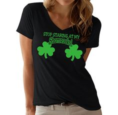 sexy St. Patricks Day Tops