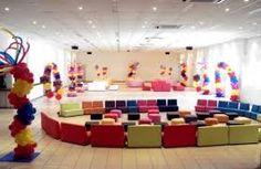 Resultado de imagen para salon de fiestas infantiles