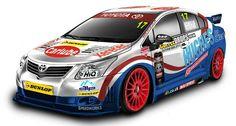 Dave Newsham to campaign Speedworks BTCC Toyota Avensis in 2013 ...