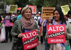 Manifestaciones exigen erradicar la violencia machista en Bolivia | Radio Panamericana