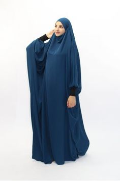 Islamic jilbab and hijab, website of reference in clothes for the muslim woman, high-range and cheap jilbab ! Overhead jilbab and saudi jilbab. Muslim Women Fashion, Islamic Fashion, Abaya Fashion, Fashion Outfits, Kaftan, Hijab Gown, Moslem Fashion, Mode Abaya, Hijab Fashionista