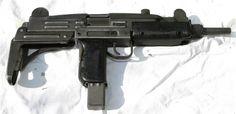 9Mm Uzi Pistol