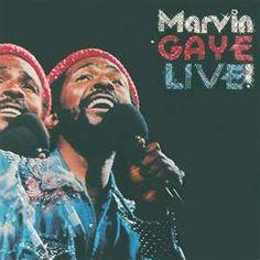 Marvin Gaye: Live