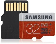32GB Micro SD UHS - I Memory Card